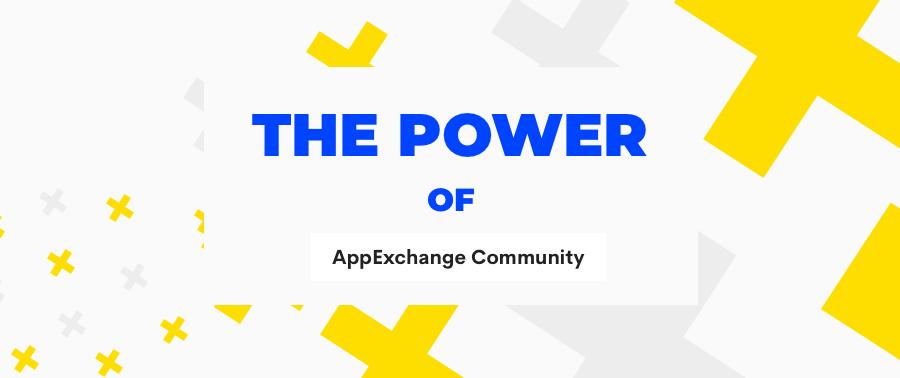 Salesforce AppExchange Community