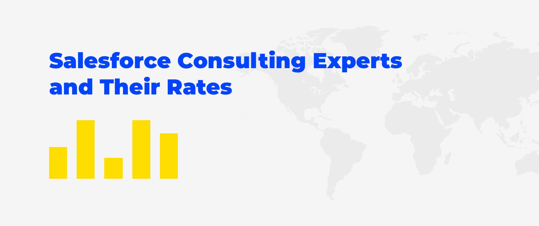 salesforce rates around the globe