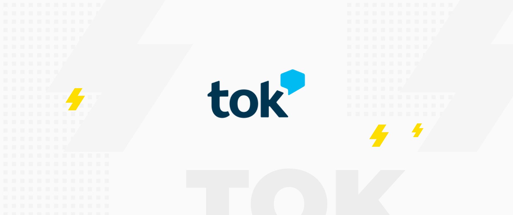 Tok and salesforce